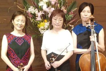 動画配信6  フルート四重奏「Sora」